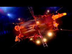 Alegria by Cirque du Soleil - New Trailer