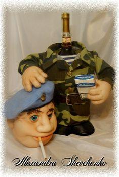 (37) Одноклассники Soft Dolls, Soft Sculpture, Sewing Patterns, Handmade, Bottle Art, Rag Dolls, Bottles, Military Party, Manualidades