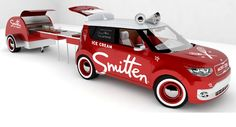 Rather than try to tart up the Soul EV to better fit in with the SEMA crowd, Kia made it into an ice cream support vehicle, a much sweeter alternative.