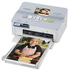 Canon SELPHY CP780 Compact Photo Printer $189.99