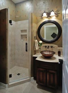 Half Bathrooms Design, Pictures, Remodel, Decor and Ideas - page 20