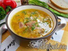 Предлагаю Вам приготовить совершенно простой, но очень вкусный вермишелевый суп…