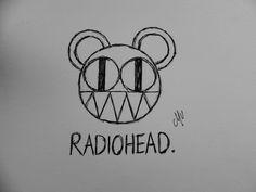 Radiohead Band Logo