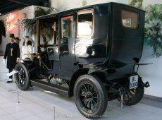Adler 8/16PS Motorwagen 1904