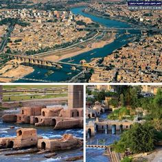Ancient City of #Dezful- Bridges and Water Mills built over Dez river circa 300's AD during the reign of King #Shapur the great, most of these mills were used up to the beginning of the 20th century. #Zoroastrian #IRAN - #Sassanian Empire #Archaeology #Prehistoric #vintage #ancient #Symbolism #Mysticism #instacool  #instapicture #instamillion #instahub #bestsnaps #instabest #instalovers #instabeauty   #instalike  #instasize  #picoftheday #instaturk  #instacool   #instapicture