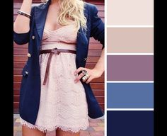 12 Superb Color Combinations For Your Spring Wardrobe