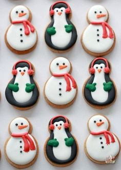 Wonderful Christmas Cookies Decorating_17