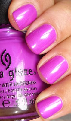 "LOVe this color! China Glaze - ""Beach Cruise-R"" ♥♥♥"
