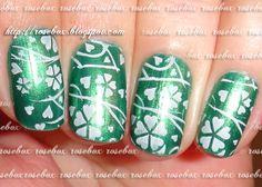 nail art good luck
