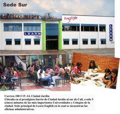 #Learn English International nuestras sedes