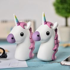 I Love Cyber Shopping — Unicorn Emoji Powerbank GO TO WEBSITE