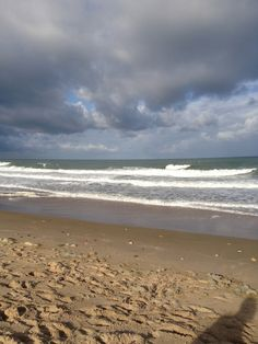 8h du mat sur la plage nord de Montalivet les bains