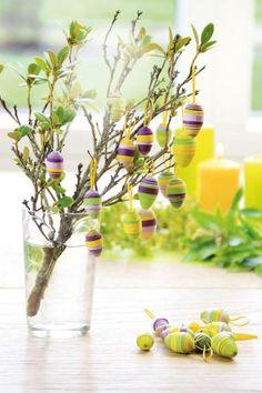 Set de quilling Karen Marie « Oeufs de Pâques »