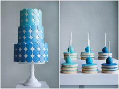 amazing ombre cake