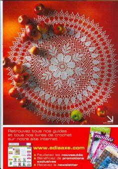 crochet tablecloths magazines   make handmade, crochet, craft