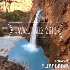 Love to hike? Explore beautiful waterfalls at #HavasuFalls with #nowvelist agavito41 in today's #featured #Nowvel #photobook! Print YOUR own FREE photo book like this album by agavito41!