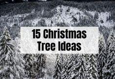 15 Magical Christmas Tree Ideas You Got To See 100 Life Hacks, Useful Life Hacks, Money Making Crafts, Crafts To Make, Magical Christmas, Christmas Fun, Holiday, Mason Jar Diy, Mason Jar Crafts
