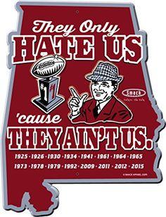 Alabama Crimson Tide Fans. National Champions. They Only ... https://www.amazon.com/dp/B01C3GNFBY/ref=cm_sw_r_pi_dp_p7XExbGVASHDC