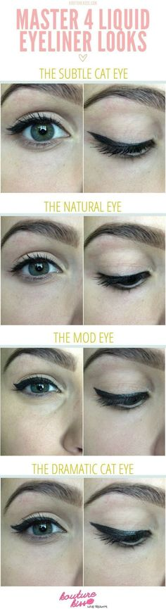 27 Tutorials That Will Ramp up Your Eyeliner Game ...