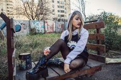 hoodie - buzo - diseño - urbanlife - fashion - design - eye - ojo - pixelart - pixel
