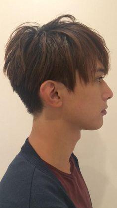 Yoshizawa Ryo Japanese Haircut, Japanese Hairstyle, Anime Boy Hair, Ryo Yoshizawa, Japanese Boy, Boy Hairstyles, Hairstyle Ideas, Handsome Actors, Actor Model