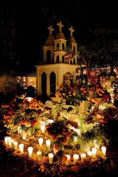 Día de los Muertos en Pátzcuaro, Michoacán
