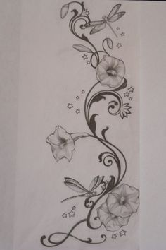 For my leg.. side tattoo