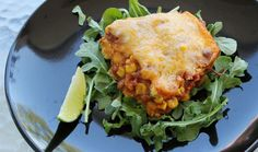 Trader Joe's Tamale Pie This is the easiest recipe I've ever made and it is super delicious and healthy!