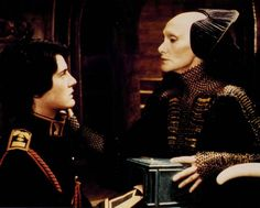 """Dune...  """"I'm suggesting you may be human."""""""