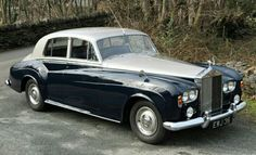1963 - Rolls Royce Silver Cloud III Maintenance/restoration of old/vintage vehicles: the material for new cogs/casters/gears/pads could be cast polyamide which I (Cast polyamide) can produce. My contact: tatjana.alic@windowslive.com