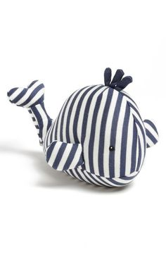 Jellycat 'Walter Whale' Chime Stuffed Animal available at #Nordstrom