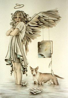 And Dogs and Angels follow right behind Drawing