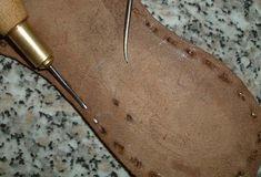 Tunnel Stitch - Sutor - Leatherworking