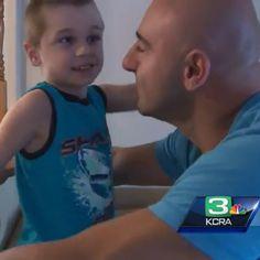 Dad says medical marijuana saved his 6-year-old son's life.  Jayden has Dravet Syndrome, a seizure disorder.
