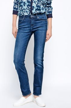 Wrangler - Džíny Drew Blown Away http://answear.cz/536163-wrangler-dziny-drew-blown-away.html?channable=e9893.NTM2MTYz