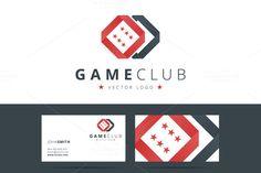 Game club or casino logo by zaniman on Creative Market
