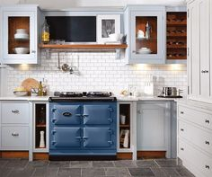 New Aga Colour Dartmouth Blue