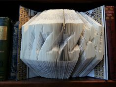 Hey, I found this really awesome Etsy listing at https://www.etsy.com/listing/227067623/mizzou-folded-book-art-university-of