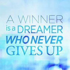 Never give up! #dontgiveup #nevergiveup