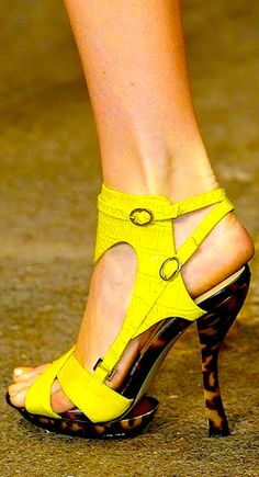 Christian Siriano - love these with some cropped jeans and a simple white tank or scoop neck shirt