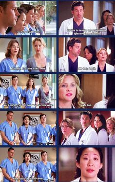 The new M.A.G.I.C in Greys Anatomy. I laugh so hard every time I see this!