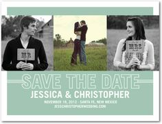 Mr. & Mrs. Save the date!