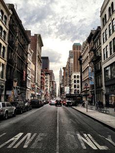 Facebook Contest Finds 10 Best Shots of New York City - Stefan Johansson