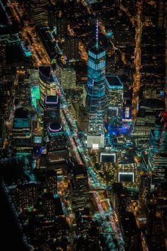 Imagens aéreas impressionantes de Nova Iorque, por Vincent Laforet,© Vincent Laforet