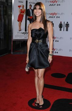 Roselyn Sanchez Little Black Dress