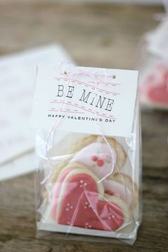 Valentine's Day Packaging Ideas and Printables