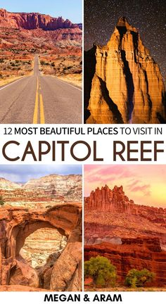 Capitol Reef National Park, National Parks Map, Usa Travel Guide, Travel Usa, Canada Travel, Utah Vacation, Vacation Ideas, Utah Adventures, Outdoor Adventures