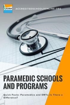 Paramedic programs offer the training needed to help save lives. Learn about paramedic schools and search programs. Nursing Student Gifts, Nursing School Tips, Nursing Career, Nursing Students, Online Nursing Degree, Online Nursing Schools, School Jobs, School Plan, Nursing School Requirements