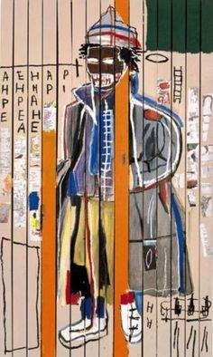 Basquiat artiste   Plein d'une vie masquée et pourtant si colorée