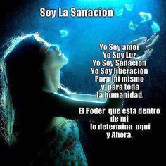 Soy la sanacion. www.oasisgonzalogallo.com